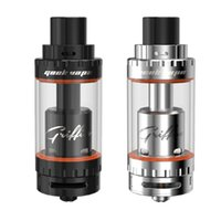 Wholesale Geekvape Griffin RTA Top Airflow With Travel to the coil Structure Tank ml Top Filling Huge Vapor Atomizer DHL ATB512
