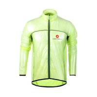 bicycle raincoat yellow - 2015 Pro team Cycling raincoat dust coat wind bike jacket jersey Bicycle raincoat windbreak Waterproof Windproof mtb cycling raincoat