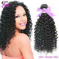 Cheap Malaysian Virgin Hair 4 Bundles Kinky Curly Virgin Hair Weave Rosa Hair Products 7a Malaysian Curly hair Malaysian Kinky Curly