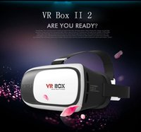 Wholesale VR Box smart glass vr Case Vr glasses movies Games Virtual reality D Glasses for Android for Samsung for IOS for inch VR headset