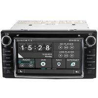 Wholesale Car Dvd Player Toyota Hilux - Witson Car DVD GPS Player Head Unit for Toyota Hilux 2001 - 2011 with Radio Wifi OBD DVR