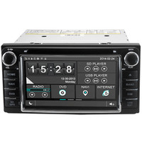 Wholesale Witson Car DVD GPS Player Head Unit for Toyota Hilux with Radio Wifi OBD DVR