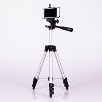 Wholesale Alloy Aluminium mini dslr Tripod stand digital Camera phone portable travel smartphone tripod for sport action camera
