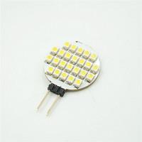 Wholesale Cool White G4 SMD LED W Lamp Light Car Bulb V DC AC Corn Light Bulbs W x40 mm