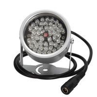 Wholesale DSHA New Hot UK LED illuminator light CCTV IR Infrared Night Vision Lamp for Security Came