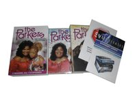 Wholesale New Arrival The Parkers Complete Collection DVD US Movies TV shows Brand New Factory Sealed DHL Fast Shipping