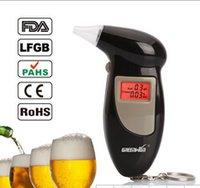2017 nouvelle haute précision Mode et portatif numérique keychain alcootest ou alcootest avec rétro-éclairage vente en gros ABT-68S