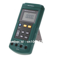 Wholesale MASTECH MS7221 Voltage Current Calibrator mA DC Current Loop V DC Voltage Tester