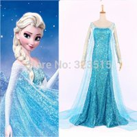 Wholesale Hot Sales Xmas Queen Adult Women Dress Costume Cosplay Flowery Fancy Dresses