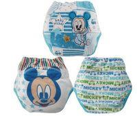 baby green potty - Washable baby training pants waterproof potty panties reusable underwear underpants