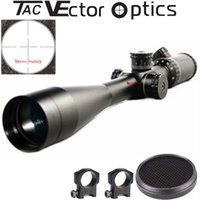 Wholesale Free S H Vector Optics Sentinel Tactical x50SF Target Shooting Riflescope MP Reticle with Mark Ring Honeycomb Sunshade
