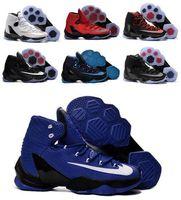Wholesale New Basketball Shoes Lebron Elite Men Man XIII Grey Sports Hombre Trainers Original James LB s Lebrons Premium Colorways Sneakers
