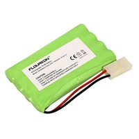 aa battery connectors - Floureon V mAh Ni Mh RC Battery Rechargeable Cells AA With Tamiya Connector Fruit Green Replacement Battery
