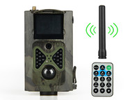 Wholesale New Design digital trail camera photo Action sport Video Cameras operates day and night for out door hunting CL37