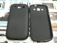 Cheap New Soft Silicone TPU Gel Frosted Skin Back Cover Case For Samsung Glaxy S3 S4 S5 S6 S7 S3 MINI I8190 S4 MINI  I9190 S5 MINI