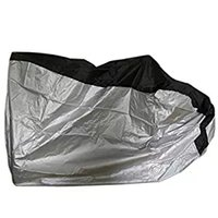Wholesale Outdoor Bike Covers Protection Waterproof Storage Bicycle Covers Rain Cover for Transport on Rack Medium Size