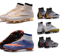 best massage - 2016 Football Boots Magista Mercurial Superfly FG Best Sale Soccer Cleats CR7 Superfly Sports Soccer Shoes