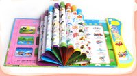 audio books english - Children s electronic books to read audio baby early education learning machine points in both English and Chinese reading