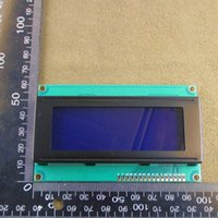 Wholesale LCD Board LCD X4 V yellow green screen LCD2004 display LCD module LCD for arduino
