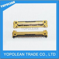 apple laptop lcd - New LCD LED LVDS cable connector for apple imac quot A1311 pin