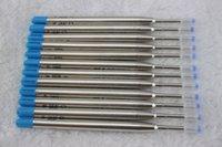 Wholesale ballpoint pen refill Good quality blue writing MB