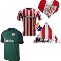 athletic windbreaker - Athletic Bilbao jerseys Shirt SUSAETA GURPEGUI MUNIAIN ADURIZ Wholesalers rugby jersey Home Away