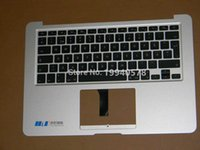 apple keyboard swedish - 100 NEW Laptop A1369 A1466 Topcase with keyboard and backlight Svenska Swedish Version for Mac book air quot A1370 A1466 MD231 MD232
