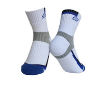 Wholesale SUNBATTA Sports Socks Brand Badminton socks Basketball Socks Cycling Sock Hot Sale Outdoor Socks High Quality Cotton Socks