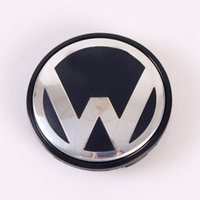 accessories for vw - Chrome Wheel Covers Center Hub Caps for VW mm ABS Front Wheel Covers for Volkswagen Car Wheel Accessories cap007