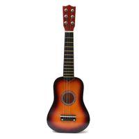 Wholesale Inch Practice Acoustic Ukulele String Mini Guitar For Beginner