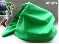 adult link zelda - Plush Hat Cap The Legend of Zelda Link Cosplay Plush Hat Cap