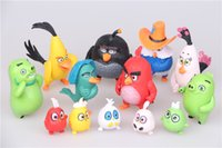 big bird cake - Angry Bird Angrybirds Figurine Action Figure Cake Topper Collectible Toy