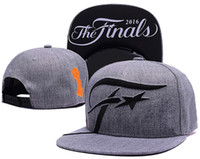 locker - Finals SnapBack Locker Room Official Basketball Caps Final Golden State Stephen Curry Cleveland Lebron James Adjustable Hats