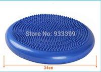 Wholesale PVC Yoga Balance Pad Massage Cushion Balance Ball Balance Disc