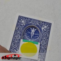 bicycle tricks - Making Coin Card Original Bicycle Card Poker Set Magic Toy Magic Tricks Magic Props