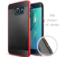 Wholesale SGP Neo Hybrid Carbon Twill Bumblebee Case Armor Tough Back Cover For iphone s plus Samsung galaxy S5 S6 S7 edge plus A310 A510 A710