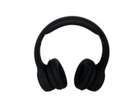 Wholesale with Mic High Quality Bests Folding Adjustable Brand New Stereo Wired Black Headphones Shareport Clear Sound Headset Earphone