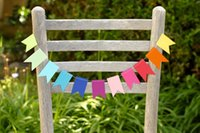army pride - Rainbow Garland rainbow decorations flag garland rainbow birthday mini bunting high chair bunting shower decor pride rainbow flags