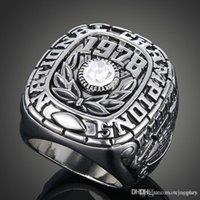 alabama band - 1978 National Football Alabama Crimson Tide National sale replica championship rings men jewelry STR0