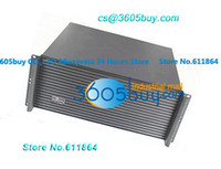 Wholesale 4U Chassis Aluminum panel Chassis U Industrial control Server chassis Osaka