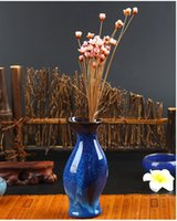 Wholesale selling Mermaind vase Home Furnishing decoration simple creative decorative gift flower vase