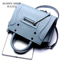best crossbody bags designer - SUNNY SHOP Spring New Brand Designer LUXURY Genuine Leather Bags Women Shoulder Bags American Women Crossbody Bags Best Gifts