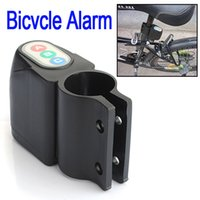 Wholesale car New Best Promotion Bike Alarm Lock Bicycle Motorbike Moped Security Alarm db Sound Loud Anti theft Long Lasting