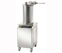 Wholesale SF260 Commerical Electric Sausage Making Machine stainless steel sausage stuffer meat filler Sausage filler