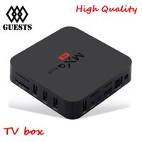 best external hd - MX PLUS Android TV BOX Kodi14 Full Loaded G G Amlogic S905 Quad core A53 Support external USB camera Best High Quality Newest
