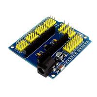 Wholesale Smart Electronics for arduino Multi Function UNOR3 UNO R3 Nano Shield Expansion Development Board DIY Starter Kit