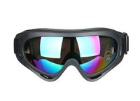 Wholesale Tactical X400 Protective Goggles Gears Ski Goggle For SKiing CL8