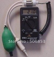 Wholesale Oxygen purity analyzer Oxygen content meter cy c