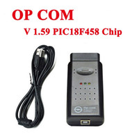 Wholesale Newest High Quality OPCOM V1 For Opel Diagnostic Scanner OP COM CANBUSOBD2 super scanner