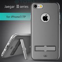 aluminium alloys series - Original TOTU Phone Case For iPhone plus Crystal Jaegar Series Antioxidant Durable Aluminium Alloy Hard Phone Case With Holder